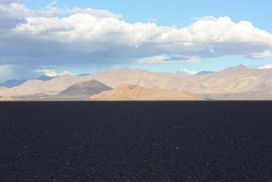 Otros volcanes menores