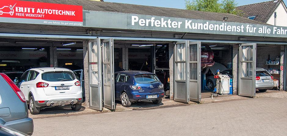 Ihre Werkstatt in Duisburg-Rheinhausen