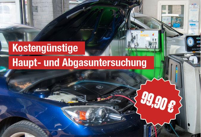 TÜV machen lassen in Duisburg