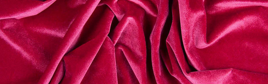 strapazierfähiger Möbelstoff velours leicht zu reinigen, in Trendfarbe rosè