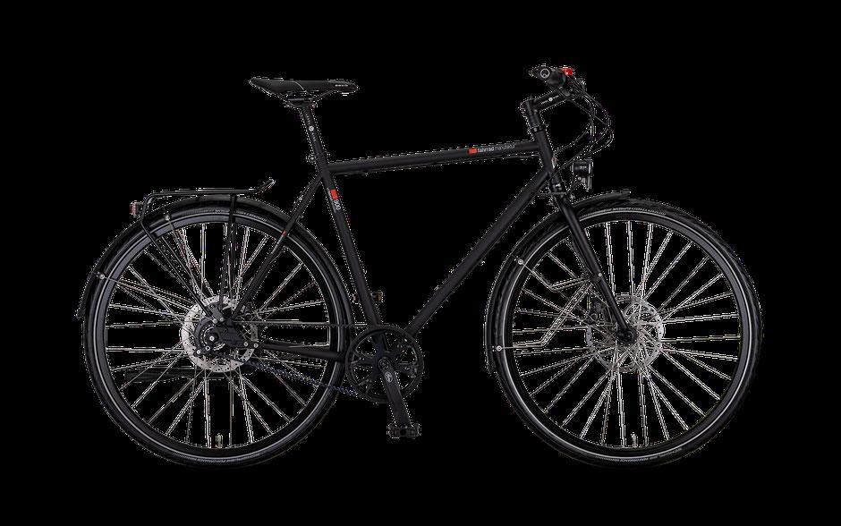 VSF-Fahrradmanufaktur T-900 Rohloff Speedhub 14-Gang / Disc / Gates # velo am ostbahnhof #Trekkingfahrrad in München