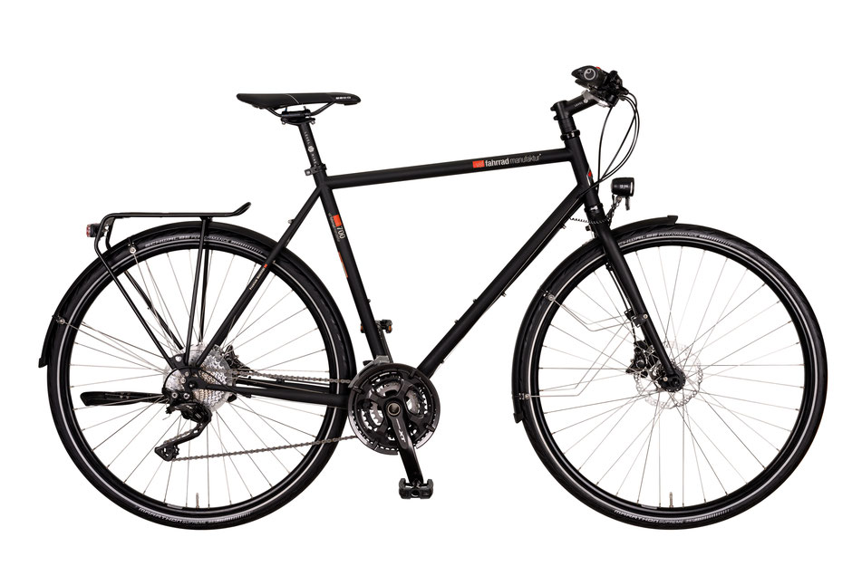 VSF-Fahrradmanufaktur T-700 SHIMANO DEORE XT 30-GANG ; velo am ostbahnhof; münchen; haidhausen