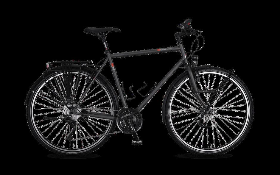 VSF Fahrrädmanufaktur TX-800 Shimano Deore XT 30-Gang Expedionsrad und Reiserad  bei velo am Ostbahnhof in München