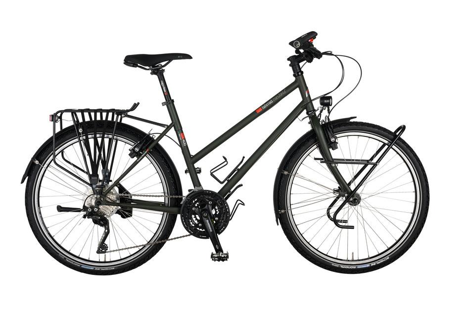 VSF Fahrradmanufaktur TX-400 Shimano Deore XT 30-Gang Reiserad Expeditionsrad € 1599,90  in München; haidhausen; velo am ostbahnhoif