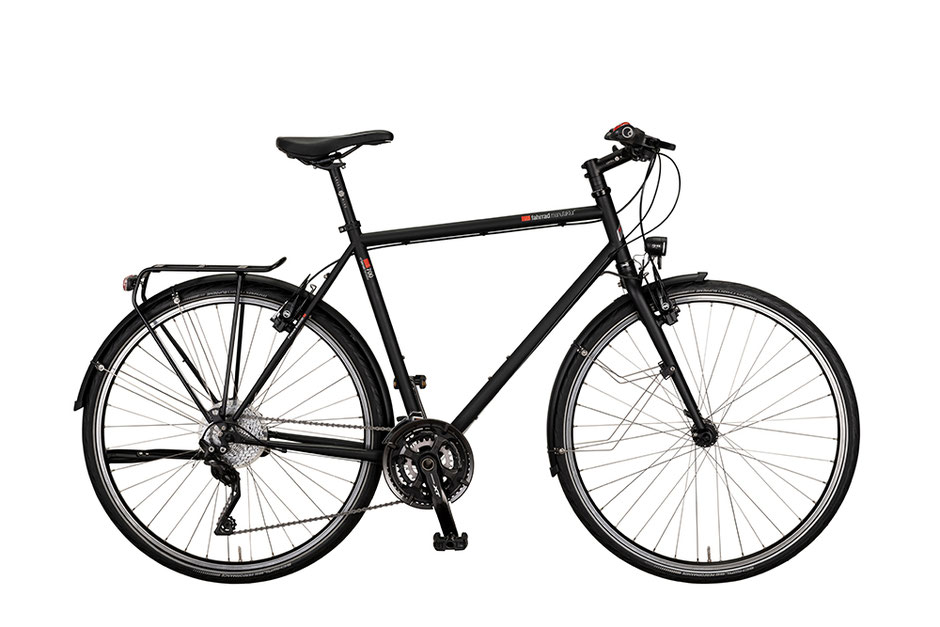 VSF-Fahrradmanufaktur T-700 SHIMANO DEORE XT 30-GANG ; velo am ostbahnhof; München ; haidhausen