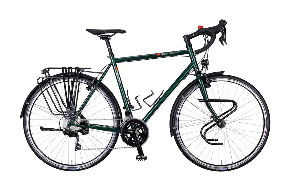 VSF-Fahrradmanufaktur TX-Randonneur Shimano 105 30-Gang Reiserad Expeditionsrad
