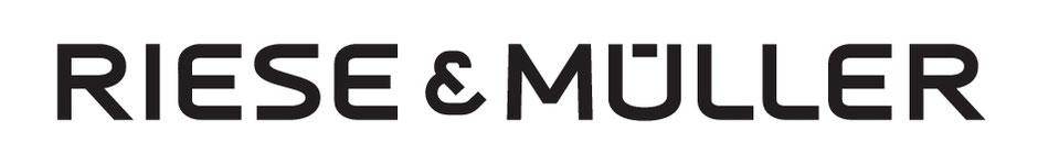 logo riese und müller