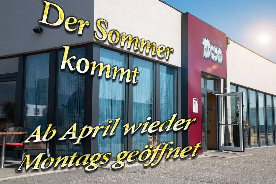 Cafe Pub DUO Sommer Öffnungszeiten; Zeltweg