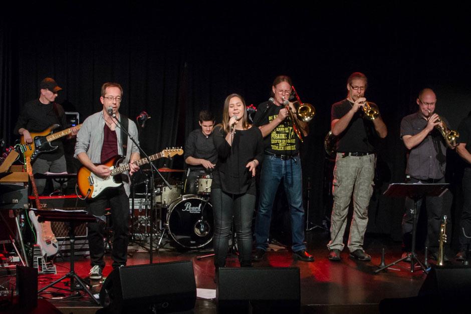 Moritz & the Horny Horns, Sinzheim jazzt, Jazzfestival