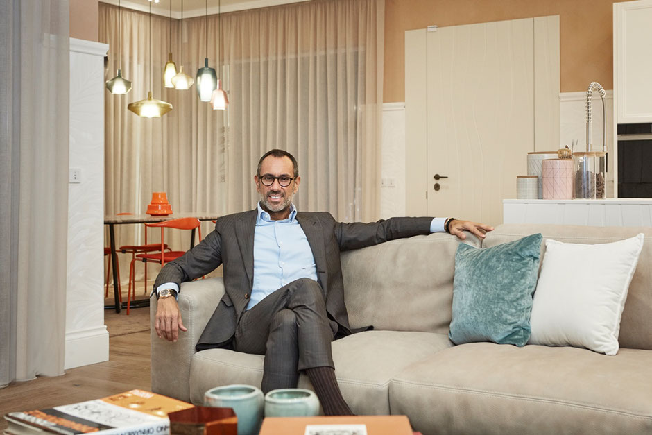 Intervista all 39 interior designer andrea castrignano for Interior design italiani