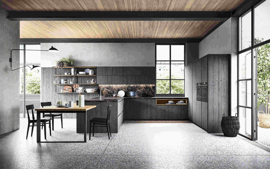 Cucine moderne 2019: tendenze, stili e materiali - Peeter ...