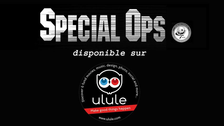 Jean-Claude Bartoll-Special Ops-La BD-2016