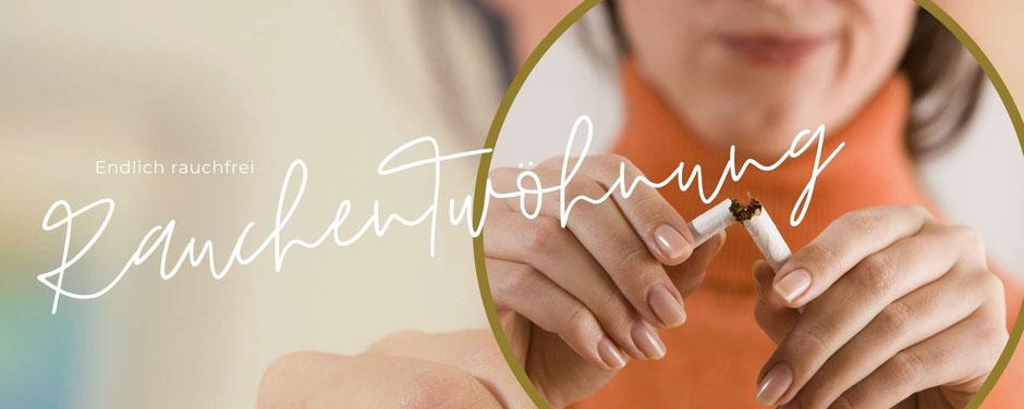 Rauchstopp - Raucherentwöhnung- Rauchfrei- Rauchentwöhnung mit Hypnose Frauenfeld
