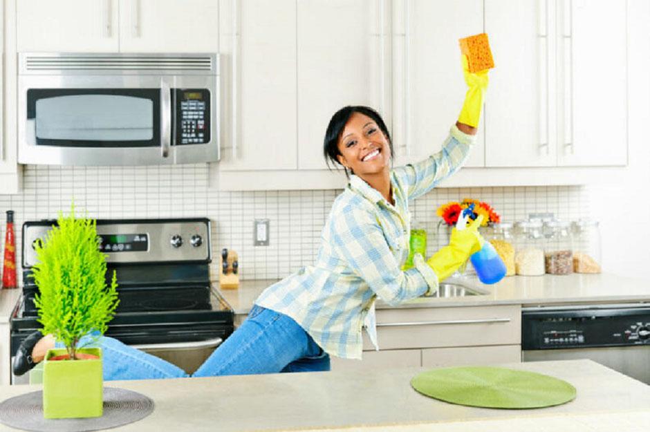 consejos para limpiar correctamente la casa