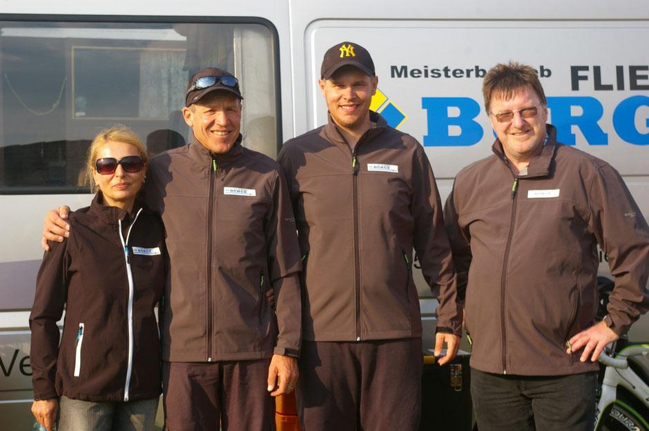 Betreuerteam 24 Stunden Rennen Kaindorf & Glocknerman 2012