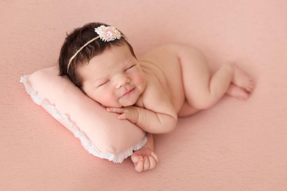 Photographe bébé Ste Maxime