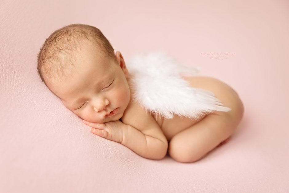 photographe bébé Ste Maxime 83120