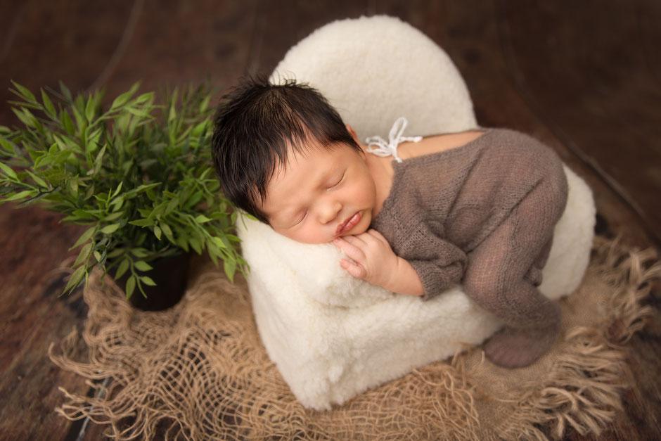 photographe bébé Hyères