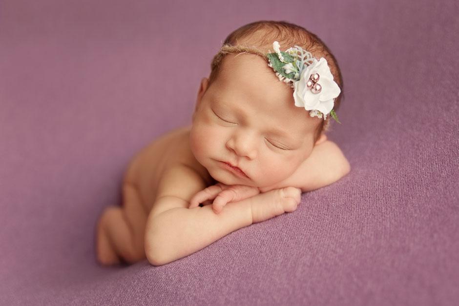 photographe bébé Les Issambres