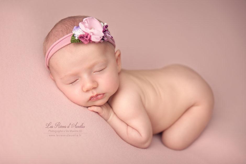 photographe bébé Draguignan, photographe bébé Fréjus, gynéologue Mouremble Olivia à Marseille 13