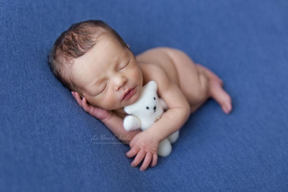photographe bébé Cavalaire