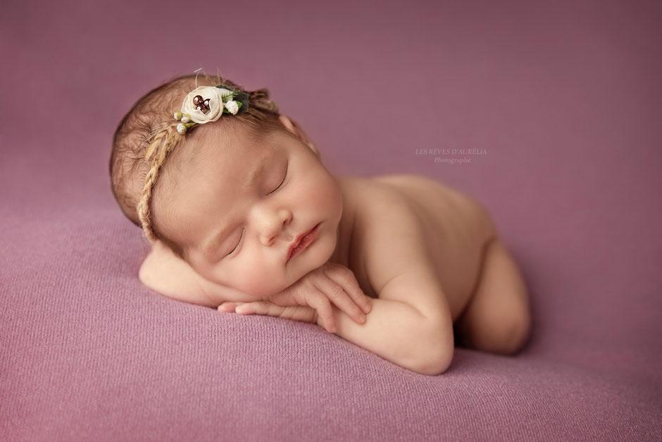 photographe bébé Ste Maxime 83