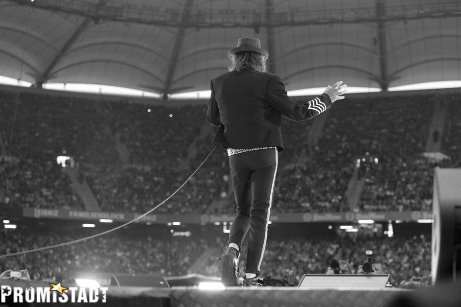 Udo Lindenberg, Foto von Andreas Bonné