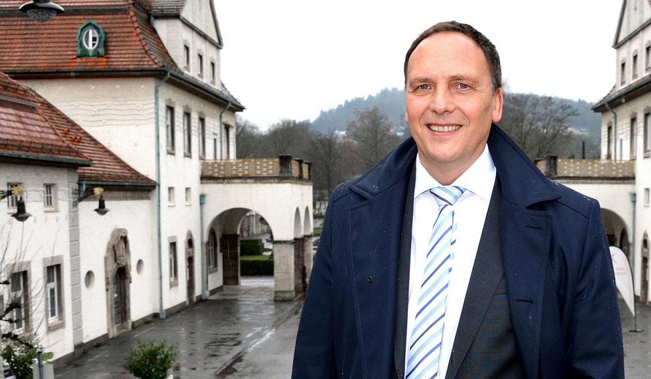 Bürgermeister Klaus Kress, Foto: Petra Ihm-Fahle
