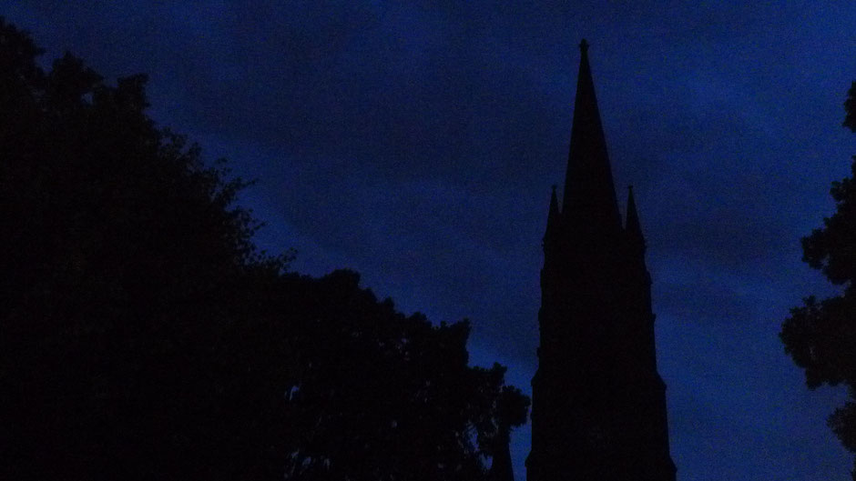 Dankeskirche in Bad Nauheim, Foto: Beatrix van Ooyen