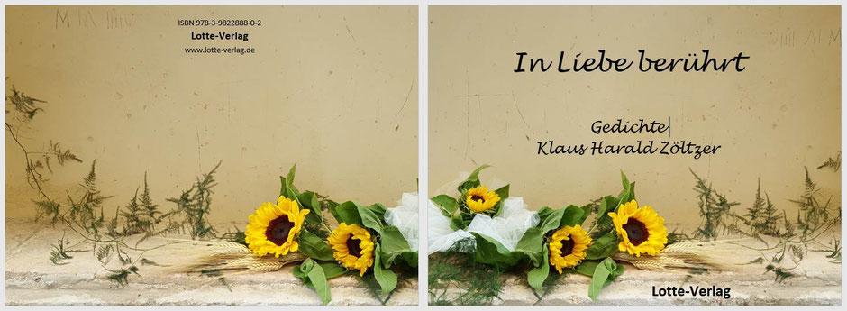Cover In Liebe berührt von Klaus Harald Zöltzer