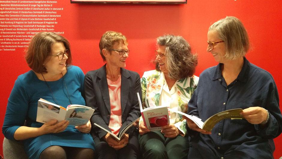 Lotte-Verlag auf der Frankfurter Buchmesse 2018, Foto: Beatrix van Ooyen