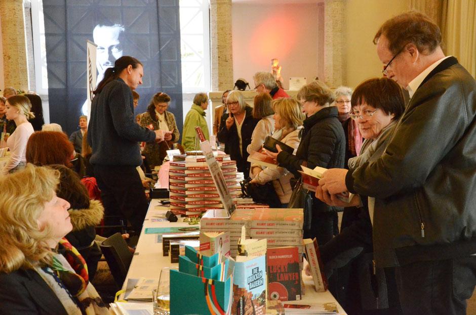 Impression Ernst-Ludwig-Buchmesse 2018 von Corinna Weigelt