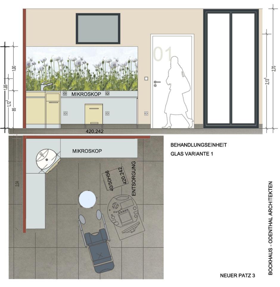 xis, cbild5:praxiseinrichtung gynäkologie ,wartebereich,infusionsbereich,bockhaus-odenthal architekten münster ,interior design,caesarstone, inwerk,neue Mitte , Paderborn,praxis, caesarstone,praxis, gebogene Wände,Ärztekammer