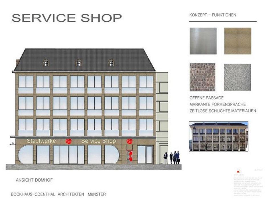 2011 stadtwerke osnabrück kundenzentrum und mobilitätszentrum,Bockhaus-Odenthal Architekten Münster realisieren|optimieren|sanieren|seit 1989 Architektur-individuell |kreativ|energetisch|Architekten AKNW,NRW,germany architects