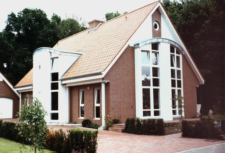 bild: neubau wohnhaus emsdetten, 220 qm mit keller