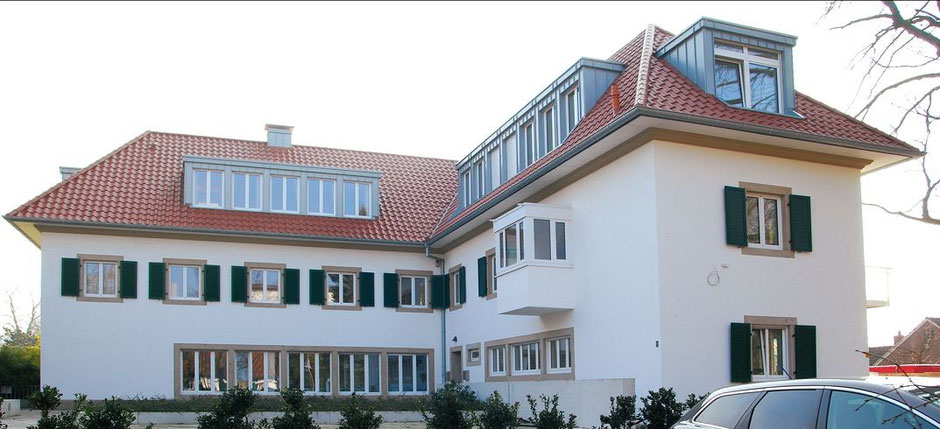 bild 1:am aasee wohn-u.geschäftshaus komplettsanierung und erweiterung