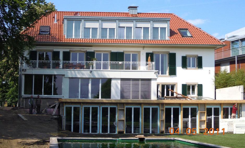 bild2: am aasee wohn-u.geschäftshaus komplettsanierung und erweiterung
