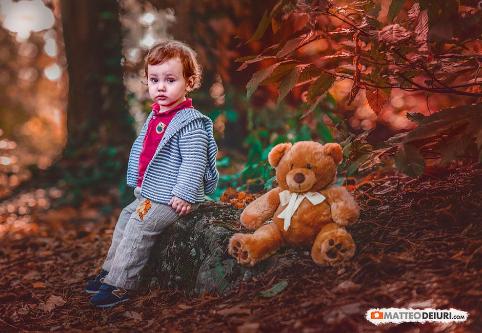 foto fotografie per bambini nel bresciano