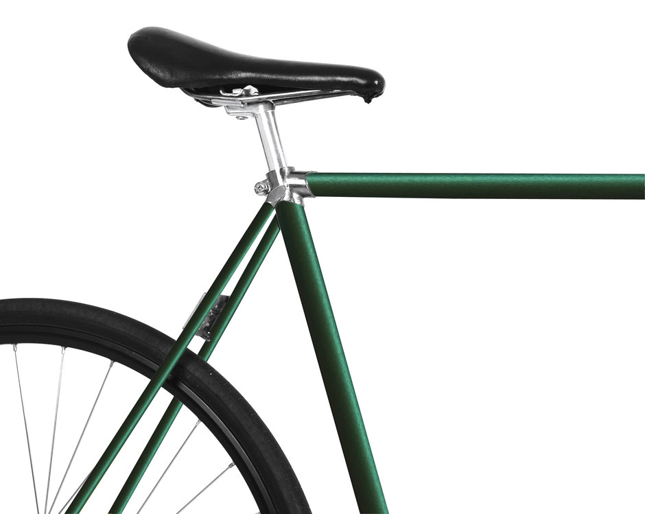 Mooxi-Bike, Folie, Racing Green, old english, pine