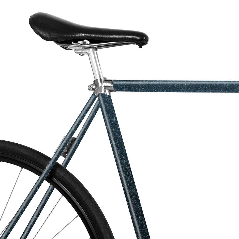 Mooxi-Bike, Folie, Glossy Galaxy, Deep Blue, Metallic, Fahrrad, Bike, DIY