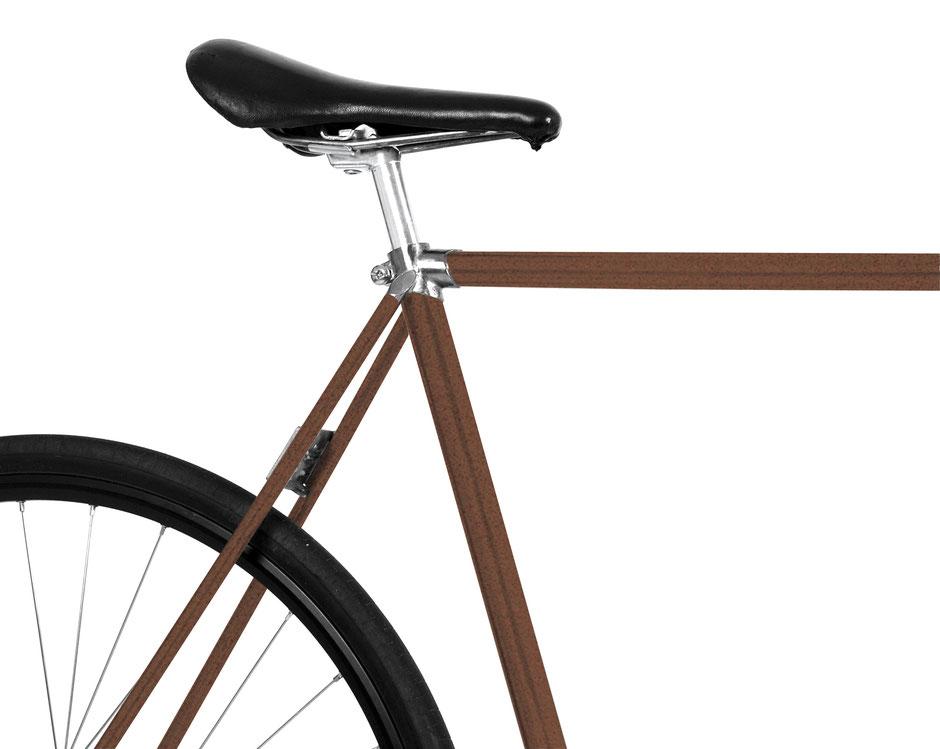 Folie, Fahrrad, bike, Braun, Chico, Schokolade, neu, chic