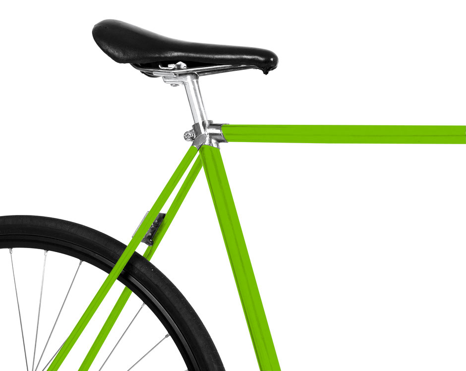 MOOXIBIKE, Folie, Fahrrad, bicycle, granny Smith, Apfel shampoo, Apfelgrün