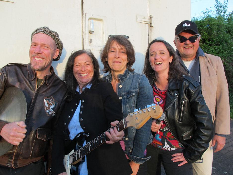 Rock + Band + Frankfurt = BUSCHKOBAND