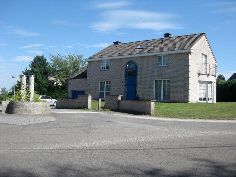Maison à Embourg par l'architecte Jean Glaude
