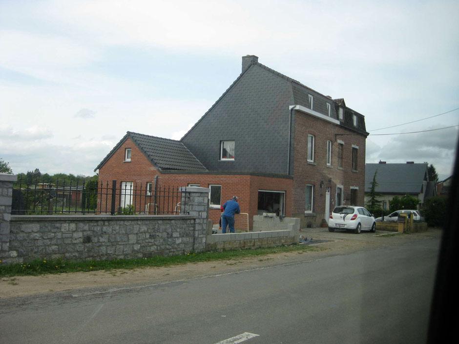 Maison MAQUINAY, Xhoris, architecte Glaude
