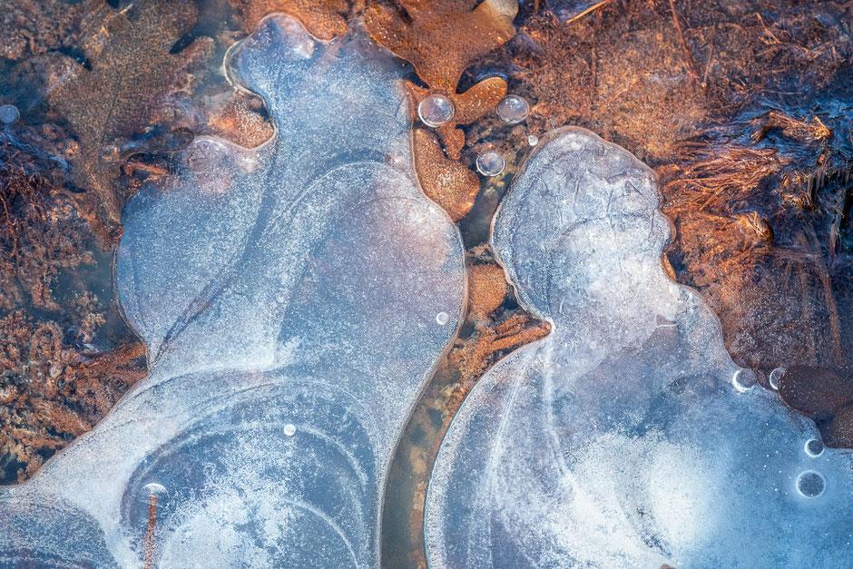 Ice shapes © Jurjen Veerman