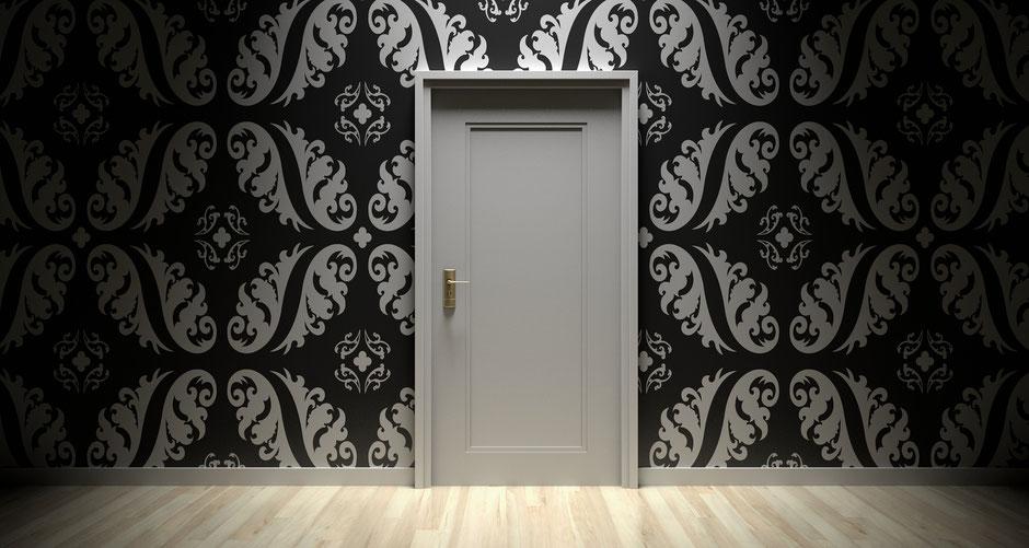 CPL Innentür, Innentür, günstige Innentür, Kunstofftür im Haus, Vorteile von CPL Türen,