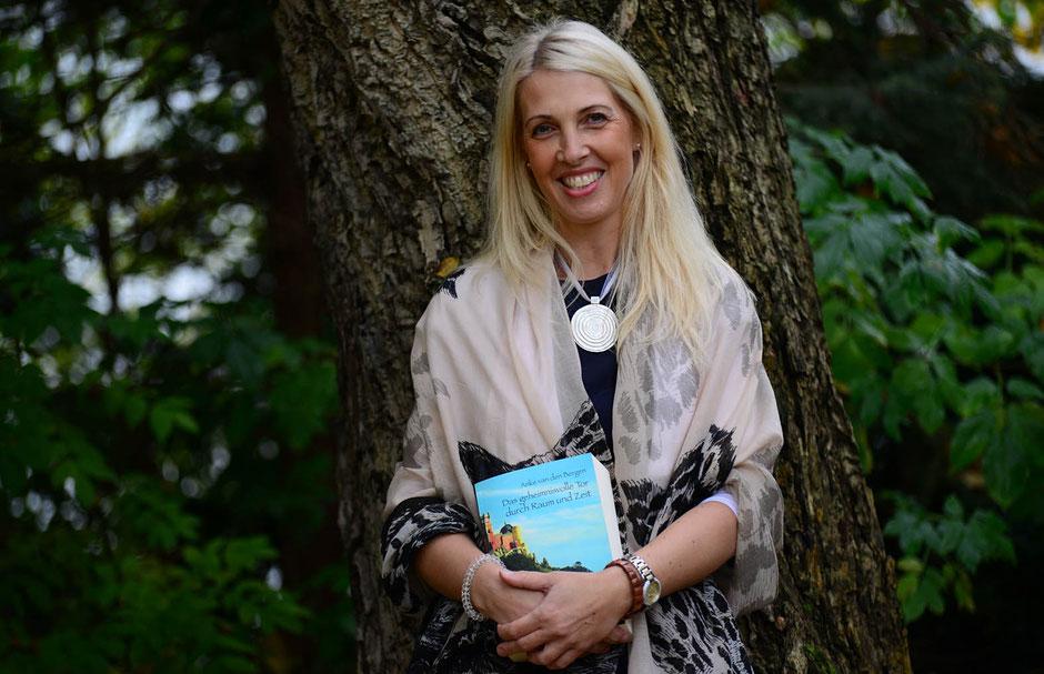 Schriftstellerin und Theaterpädagogin Anke Simon