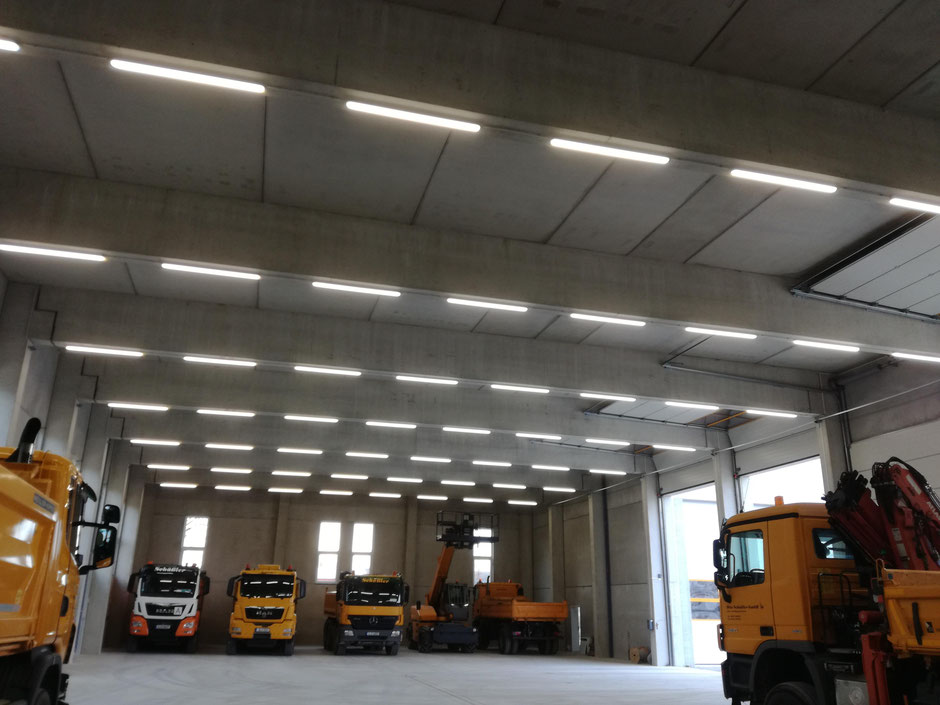 Feuchtraumleuchte LED