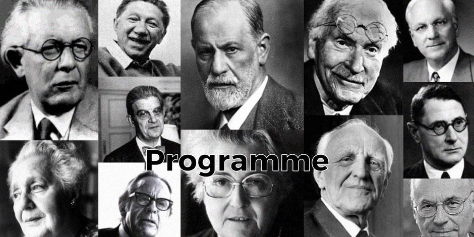programme psychologie générale